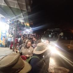the bus line - 4am