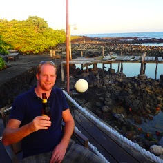 iguanas, sealions, crabs and beer